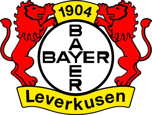 Logo von Bayer 04 Leverkusen