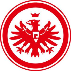 Die Abbildung zeigt das Logo von Eintracht Frankfurt