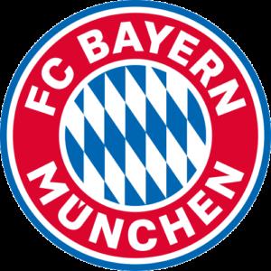 Die Abbildung zeigt das Logo des FC Bayern München