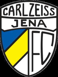 Die Abbildung zeigt das Logo von FC Carl Zeiss Jena