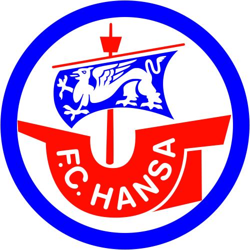 Logo vom FC Hansa Rostock