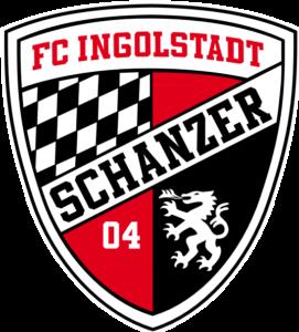 Die Abbildung zeigt das Logo des FC Ingolstadt