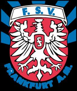 Die Abbildung zeigt das Logo des FSV Frankfurt 1899