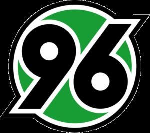Die Abbildung zeigt das Logo von Hannover 96